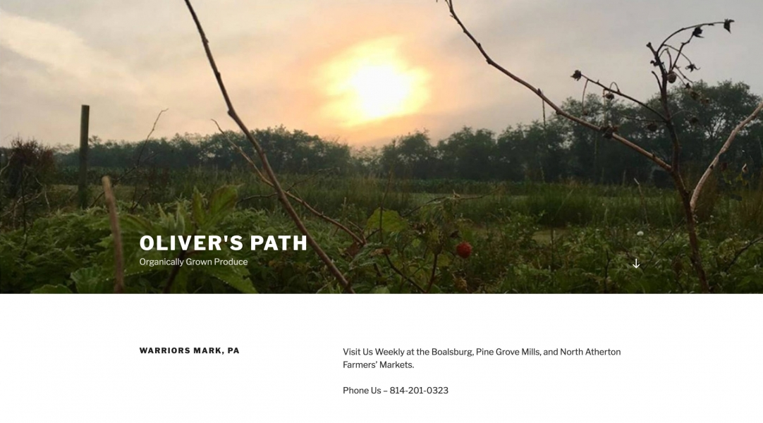 Oliver's Path